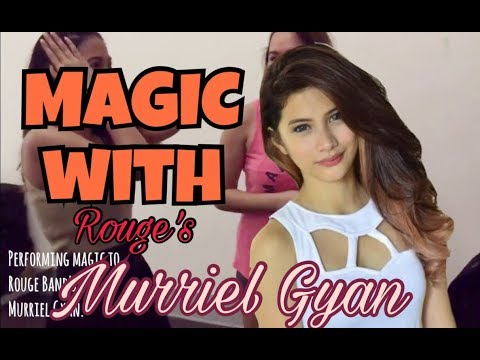 Magic with Rouge Band's Gyan Murriel | Ian Lee Estrella