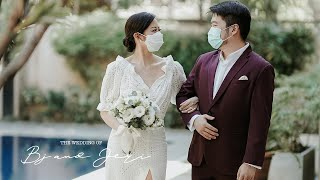 Bj And Jeris Intimate Wedding Amidst Covid Quarantine | Highlights Video By Nice Print Photography