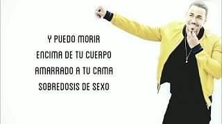 Romeo Santos   Sobredosis Ft. Ozuna (Letra) 4k!