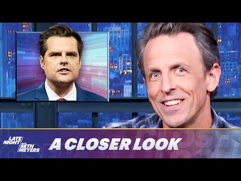 MAGA Congressman Matt Gaetz Snubbed by Trump Amid Growing Scandals: A Closer Look