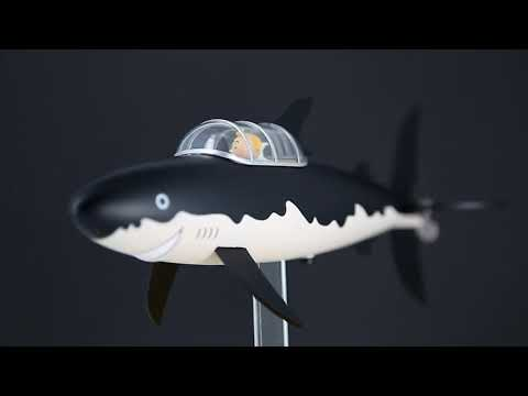 TINTIN ET LE SOUS-MARIN REQUIN - HERGE / MOULINSART - NEUF