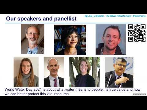 Global World Water Day Symposium 2021