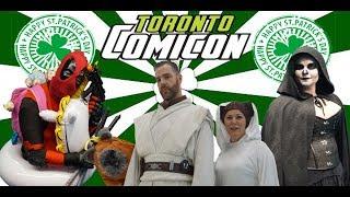 Toronto Comic Con 2018