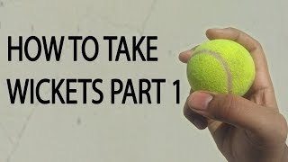 How To Take Wickets Part 1 Cricket Fast Bowling Tutorial