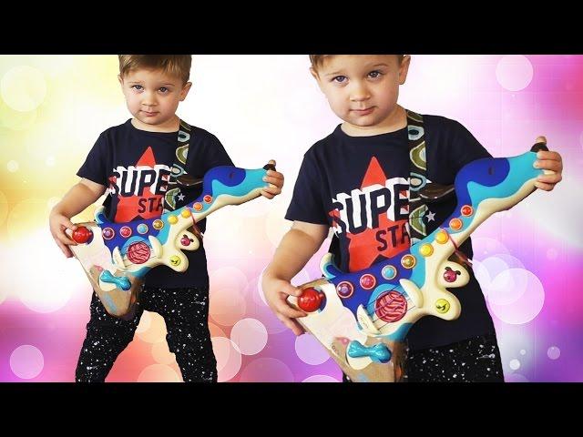 Музыкальная игрушка – ПЕС-ГИТАРИСТ