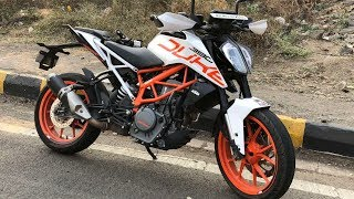 KTM Duke 390 Review - Fast But Not Furious | Faisal Khan