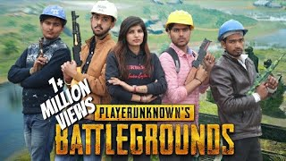 PUBG IN REAL LIFE | INDIAN PUBG | PUBG GAME | Arvind Singh Vines | Round2hell | R2H