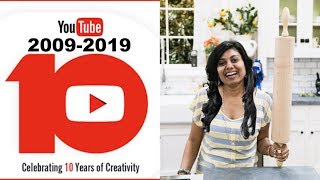 Bhavna's Kitchen Celebrating 10 Years of YouTube Channel in 10 Minutes Video Episode |