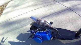 goped gas scooter - मुफ्त ऑनलाइन वीडियो