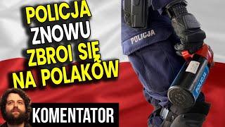 Polska Policja Znowu Zbroi się Na Polaków – Co Planuje PIS Analiza Komentator Strajk Przedsiębiorców