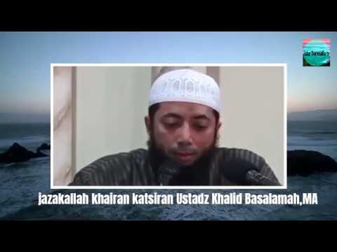 Inilah hukum melaknat kepda orang_Ust.Khalid Basalamah.mp4