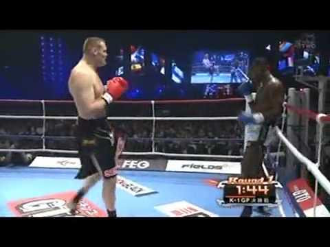 Semmy Schilt VS Remy Bonjasky DEC 5 2009 SEMI FINAL