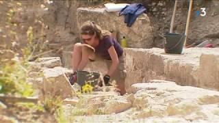 Les fouilles de l'abbaye de Grandmont