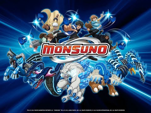 Juusen Battle Monsuno English Dubbed Episode 12