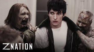 Z NATION | Season 5, Episode 3: Hold Outs | SYFY