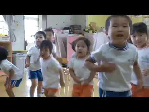 田上幼稚園 平成27年度 パンプキンクラス動画