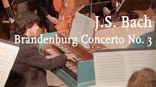 J.S. Bach: Brandenburg Concerto No. 3 / Cappella Gabetta, Andrés Gabetta