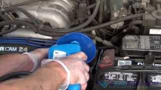 Oil Change & Filter Replacement Toyota