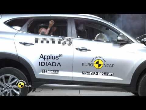 NCAP: Hyundai Tucson