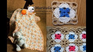 How to crochet sweet blanket afghan free pattern