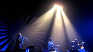 K's Choice - Now Is Mine Live in Israel 23.1.2012