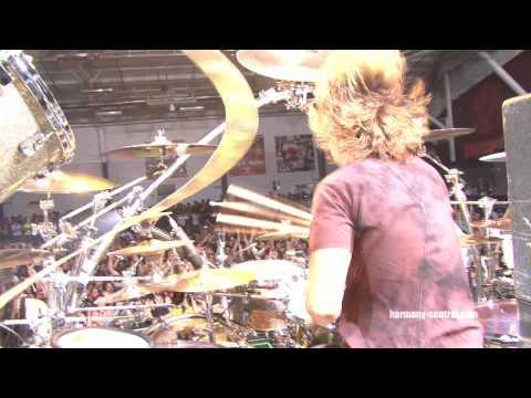 ProMark Drumsticks : Videos : Ray Luzier of KoRn - Drum Solo
