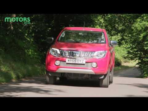 Motors.co.uk - Mitsubishi L200 Review