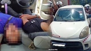 Dikira Tidur, Dua Remaja Tewas di Dalam Mobil dengan Mesin Kendaraan Masih Menyala