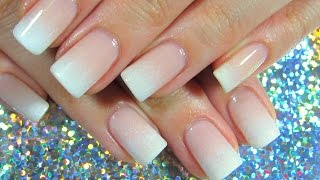 Perfect French Fade - Natural Nail | ImGirlYouDontKnow