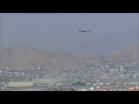 Αφγανιστάν: Εντείνονται οι επιχειρήσεις εκκένωσης καθώς λίγη η προθεσμία…