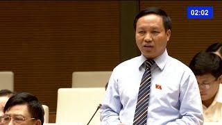 TIn Tức 24h: Quốc hội thảo luận về dự án Luật quản lý ngoại thương