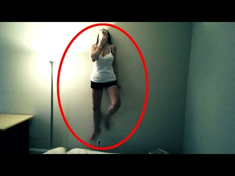 Poltergeist Levitates Girl in Bedroom - Poltergeist Diaries P23