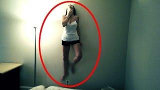 Poltergeist Levitates Girl In Bedroom - Poltergeist Diaries P23