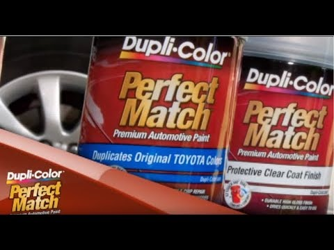 Dupli-Color Perfect Match Demo