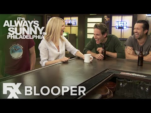It's Always Sunny In Philadelphia, Season 11 and 12 Blooper Reel