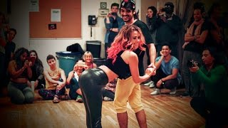 Rihanna - Needed Me - Kamacho & Deborah Zagha - Sensual Body Moves Workshop - NYC Zouk Festival 2016