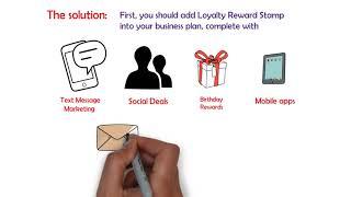 Loyalty Reward Stamp video