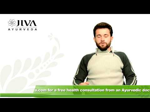 Advanced Ayurvedic Counsellor Course-Views of Dr. Ludovic