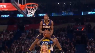 ALL DUNKS From The 2017 NBA Dunk Contest