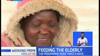 Feeding the Elderly: 9 Grannies provide food for the elderly, programme runs twice a week