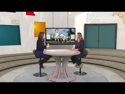 Timor-Est : un jeune pays catholique en construction