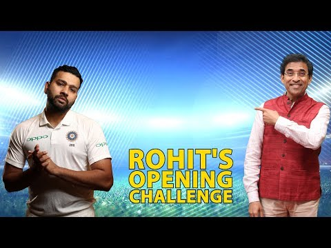 Rohit Sharma's success as an opener will solve a lot of problems for India - Harsha Bhogle