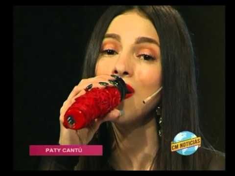Paty Cantú video De nuevo - CM Estudio - Diciembre 2015