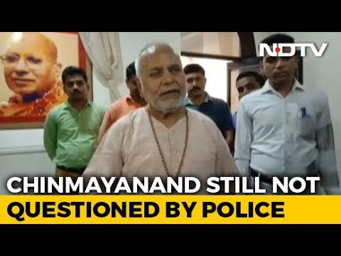 'Filmed, Blackmailed, Raped': Student's Charge Against BJP's Chinmayanand