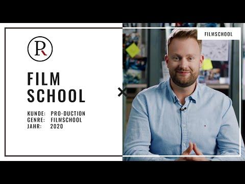 Online Filmschool - Mediengestalter Bild & Ton, Kamera, Regie - by Phil Ramcke