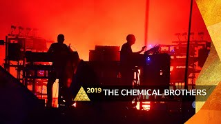 The Chemical Brothers   Got To Keep On (Glastonbury 2019)