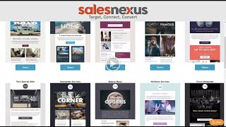 SalesNexus CRM and Automation-video