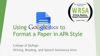 apa format google docs free online videos best movies tv shows