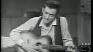 "Johnny Cash ""  How High is The Water Momma ""  rare video"