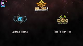 Gold League Championship #4   Alma Eterna Vs Out Of Control